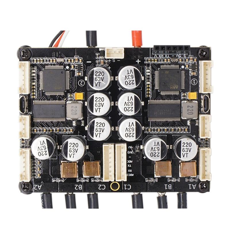 HGLRC-Flipsky double FSESC4.20 ESC Pro Switch Plus basé sur VESC avec dissipateur thermique en aluminium anodisé voiture RC jouets d'extérieur pour cadeaux garçon