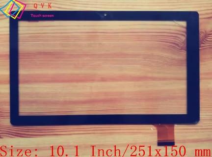 Black 10.1 Inch For DENVER TAQ-10153 / Polaroid Platinium 10 / Impression ImPAD 1005 Touch Screen