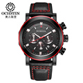 New Fashion Military Chronograph Mens Watches Top Luxury Brand OCHSTIN Males Quartz Clock relogio masculino Men's Business Watch