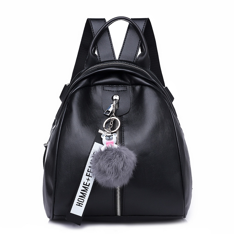 Fashion Mini Backpack For Teenage Girls School Bags high quality Female leather small Backpack woman Back Pack sac a dos femme
