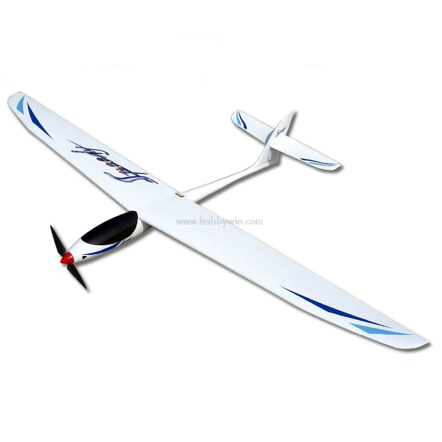 Speedy Electric Glider Mm Pnp With Motor Amp Propeller