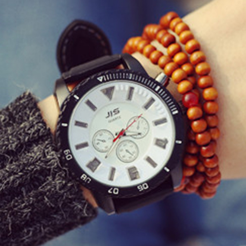Lover Watches LED Backlight Rubber Sport Watch