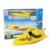 NO. 3312 CANALES de Control Remoto barco Lancha Rápida Modelo de Alta Potencia 2.4 V Juguete Lancha Rápida Modelo de Barco De Juguete De Plástico Al Aire Libre