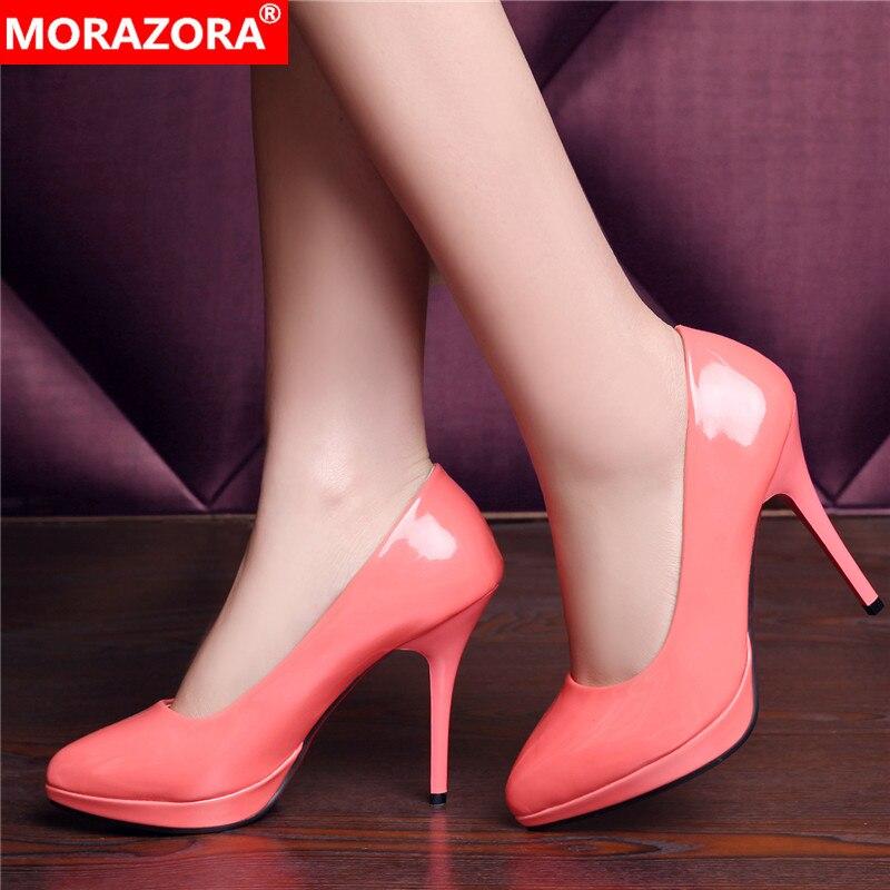 Alto Zapatos Mujer Mayor Morazora 43 De Al Venta 2019 Talla Tacón Grande Por 33 qSzpMUV