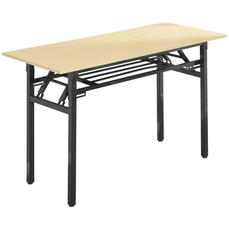 Складной прямоугольный стол для заседания школьного обучения