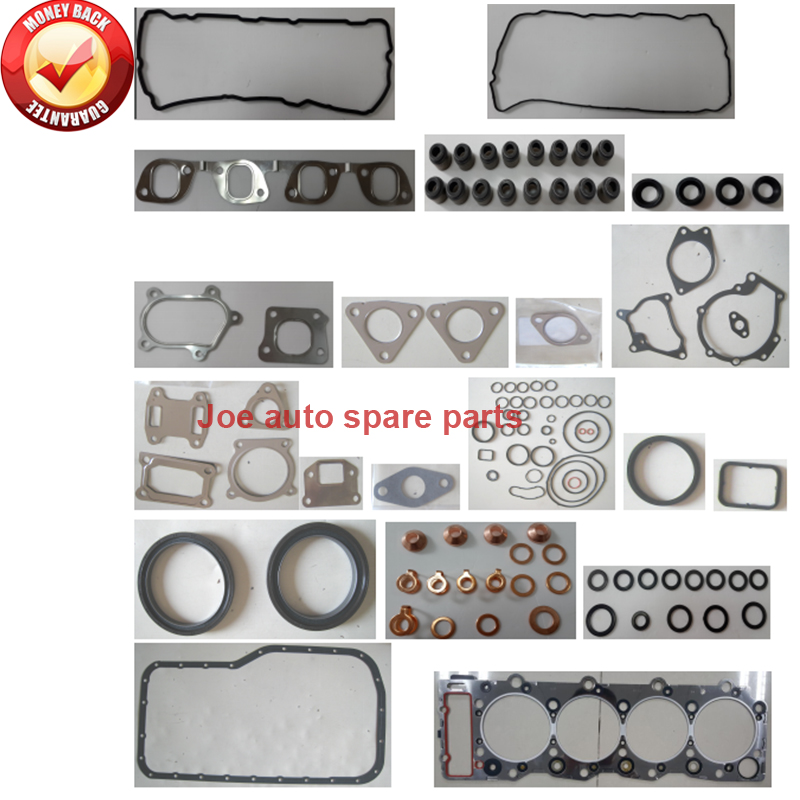 Gaskets Energetic 4hk1 4hk1tcn 4hk1tcc 4hk1tcs Engine Full Gasket Set Kit For 4hk1 Isuzu Excavator 5.2l 16v Good Companions For Children As Well As Adults Auto Replacement Parts