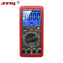 SZBJ VC92 LCD Digital Multimeter AC/DC Voltage Measurement 2KV High Diode Capacitance Resistance Tool