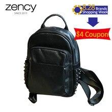 100% Теплые Пояса из натуральной кожи Женская мода рюкзак Дамы ежедневные карман пакет многофункциональный девушки школьная сумка Повседневное сумка для ноутбука
