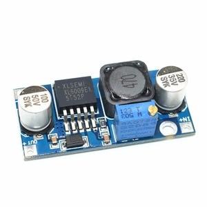 Image 4 - 100 teile/los TENSTAR ROBOTER XL6009 DC DC Booster modul netzteil modul ausgang ist einstellbar Super LM2577 schritt up modul