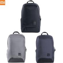 オリジナル xiaomi 23L バックパックレベル 4 防水 15.6 インチのラップトップバッグ冷却解凍リュック屋外旅行学生バッグ