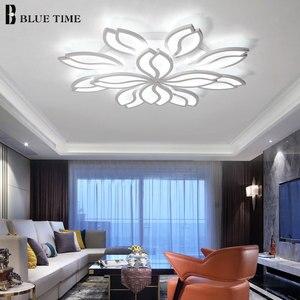 Image 1 - シンプルでモダンな Led シャンデリアリビングルームベッドルームダイニングルームのためルームランプ Lustres LED 天井シャンデリア照明器具照明器具