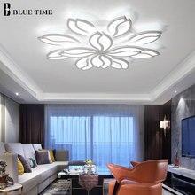 بسيطة الحديثة Led الثريا لغرفة المعيشة غرفة نوم غرفة الطعام مصباح Lustres LED السقف أضواء الثريا تركيبات الإنارة