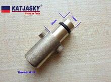"""Adaptateur 100% cuivre pour pistolet de lavage STIHL, générateur de mousse, connecteur de lance de lavage femelle G1/4 """", livraison gratuite"""