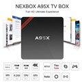 2016 Mini TV Box A95X Android 5.1 Kodi 16.0 TV Box Amlogic S905 Quad Core DDR3 1G/8G 4K Smart Media Player Set Top Box