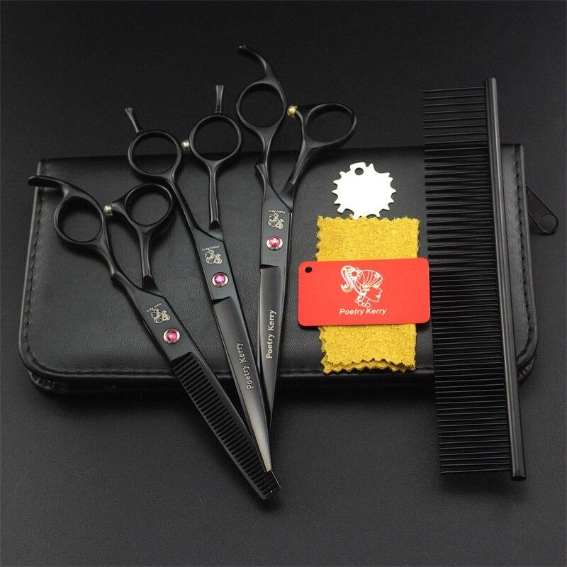 Pet Grooming Scissors (16)