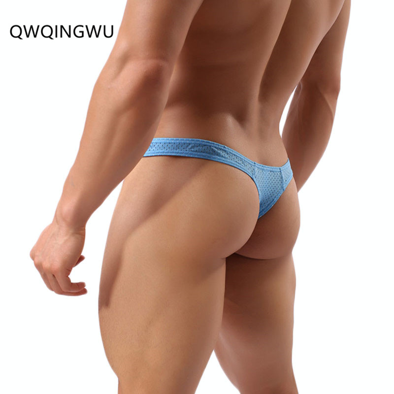 Sexy Men Briefs Penis Pouch Underwear Bulge Underwear Sexy Briefs Low Waist Breathable H ...