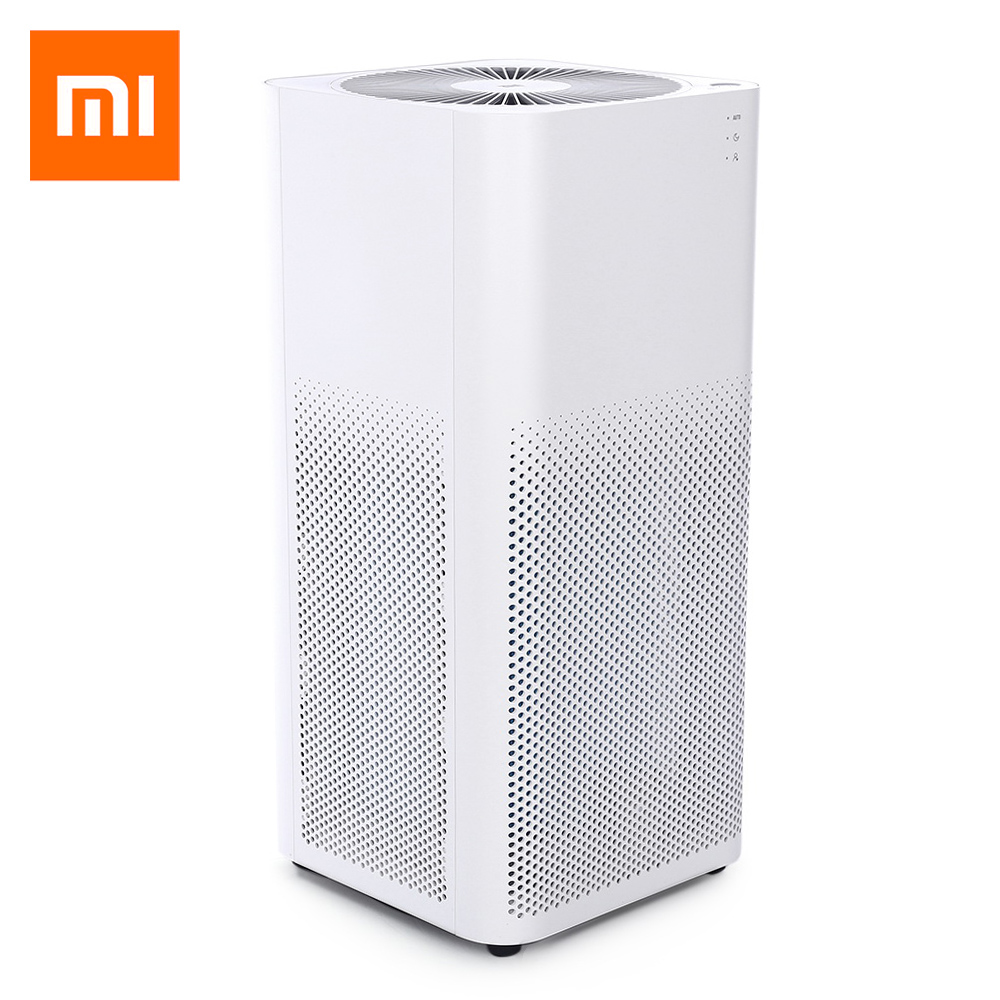 Original Xiaomi Smart Mi Air Purifier Mini Second Generation Oxygen Bacteria Virus Smell Cleaner Smartphone Remote Control xiaomi mi smart air purifier 2nd gen hepa home air cleaner app control