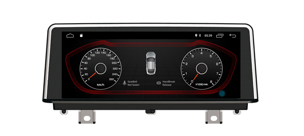 Sale 2G+16G Android 7.0 up Car radio GPS multimedia player For BMW X1 F48 2015~2019 Navigation WiFi BT Radio Media 24