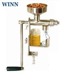 Instrukcja naciśnij maszyny oleju 304 gospodarstwa domowego ze stali nierdzewnej do usuwania oleju orzechowe orzechy olej z nasion słonecznika naciśnij maszyny|Tłocznie olejowe|AGD -