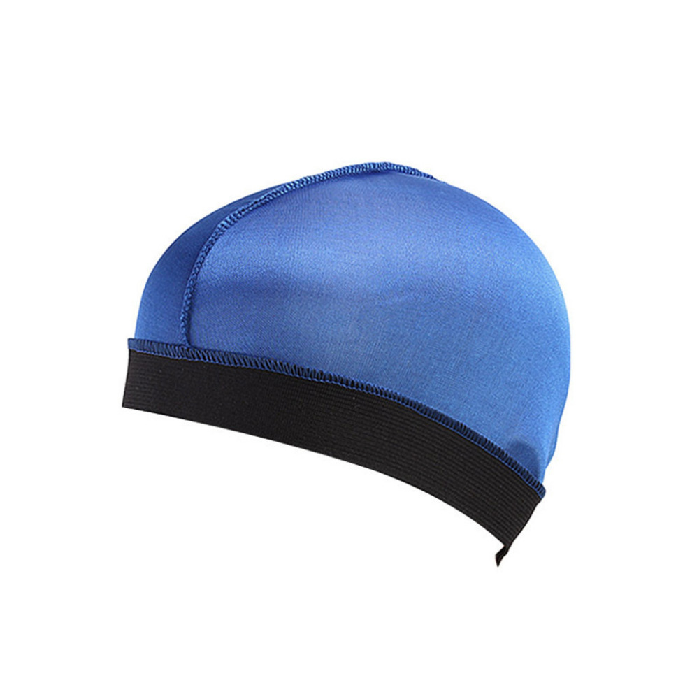 New Women Men Long Hair Care Women Fashion Bonnet Cap Ight Sleep Hat Silk Cap Head Wrap Casual Top Night Sleep Hat AA