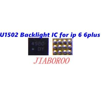 10 unids/lote LM3534TMX-A1 luz de fondo ic U1502 12pin IC Chip para iPhone 6 6 P 6plus