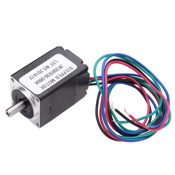 JKM NEMA8 1.8°20 Hybrid Stepper Motor Two Phase 30mm Motor For CNC Mill Router
