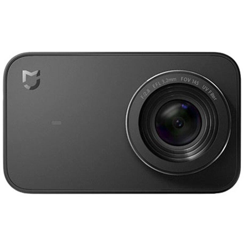 Xiaomi MiJia 4 K petite caméra de mouvement caméra 4 K 30fps vidéo grand angle 6 axes électronique anti-secousse compact
