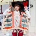 Spain style winter pullover women tassel lap batwing kimono sweater/knit sweater women jumpers/cape poncho knitting tops/WTL