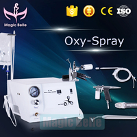 Oxygen Spray Water Injection Beauty Machine For Skin Rejuvenation And Wrinkle Removal