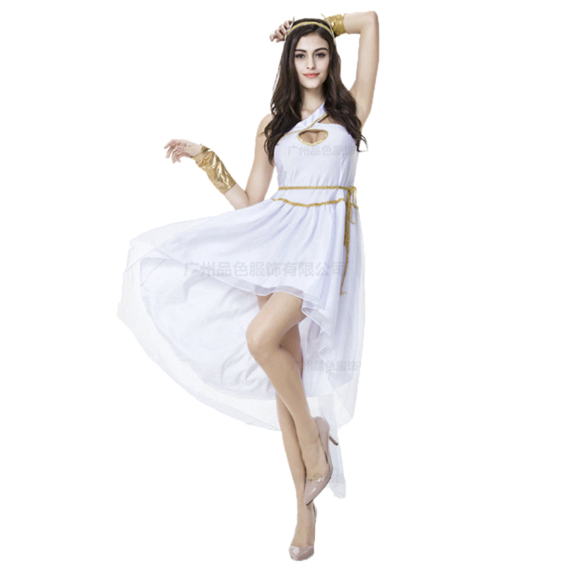 Greek Mythology Goddesses Halloween Costume For Women Carnival