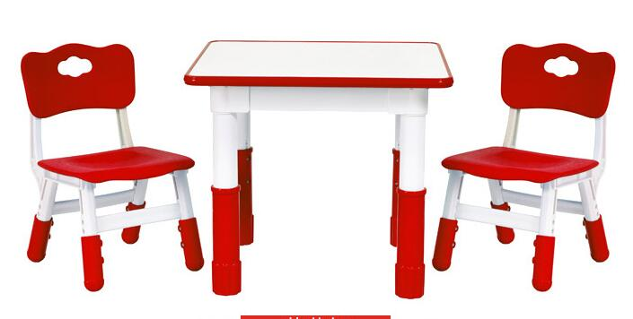 Lifting Desks And Chairs Suit Children