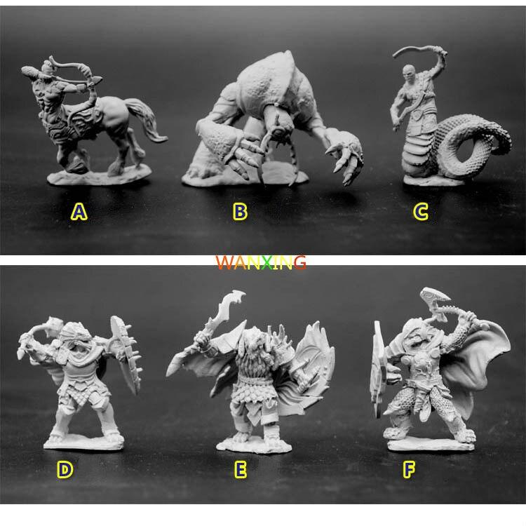 1/72 Figures Diy Figure 2