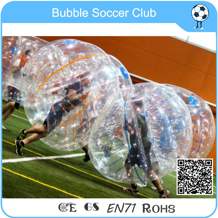 Hot new product outdoor inflatable bubble ball bumper football for sale cheapest crazy best material tpu inflatable body bumper ball bubble soccer ball bubble ball for football