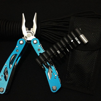 Multi Function Knife Pliers Tools Outdoor Survival Tools 440C Stainless Steel 300G High Quality