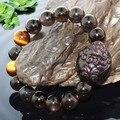 Фэн-шуй богатство Pixiu браслет лаки животных браслет Obsidain из бисера ювелирные изделия богатство Piyao браслет