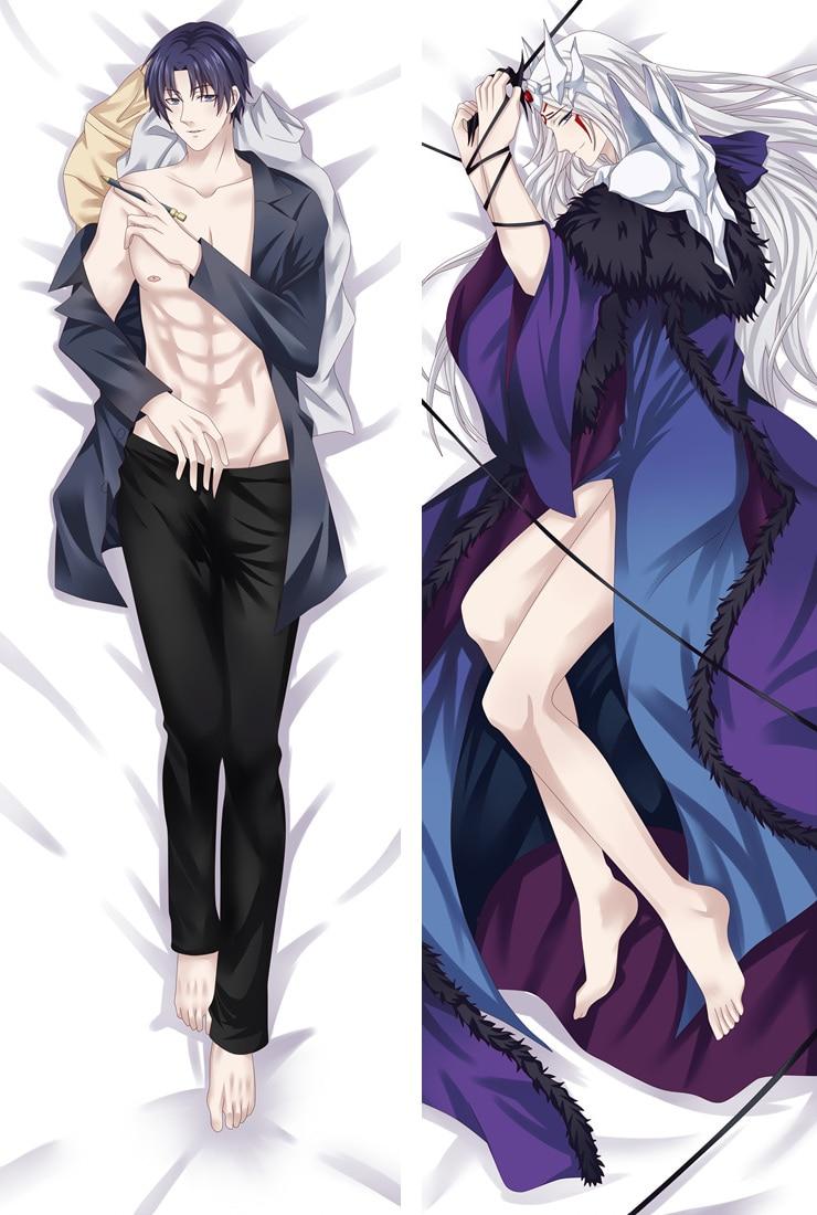 Anime Dakimakura Quan Zhi Gao Shou The King/'s Avatar Ye Xiu Hug Body Pillow Case
