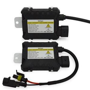 Image 2 - 12V 55W hid xenon kit xenon 55w 4300K 6000K 8000K xenon kit h11 55w for h7 H4 h1 h3 hb4 9006 hb3 9005 d2s d2c  h27 car headlight