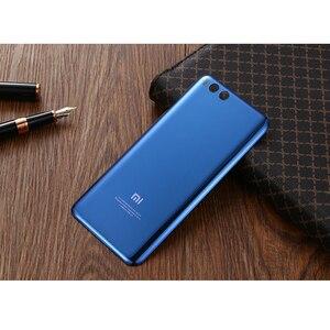 Image 5 - 100%Original XIAOMI Mi6 Mi6 Back Cover Battery Case 3D Glass Housing Cover, Back Door Rear Cover Replacement For Xiaomi Mi6