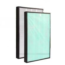 For Sharp KC-Z280SW/W280SWKI-DX70 Air Purifier Replacement Heap Filter FZ-280HFS 399*248*39mm