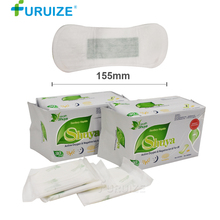 Shuya Sanitary Napkin Pads panty liner Hygienic pads Remove Yeast Infection Beautiful life Health Care Swab tampons Anion Pads