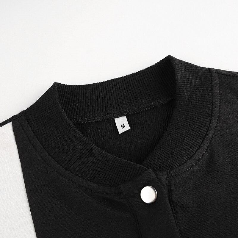 7Sweetown Long Sleeve Oversized Crop Korean Hoodies Sweatshirts Women Autumn Winter 2018 Turtleneck Harajuku Cute Kpop Sweatshirt