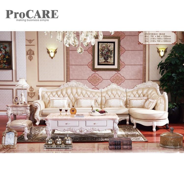 2019 Design Large L Genuine Leather Corner Modern Sofa Set A941B From  Procarefoshan, $3567.84 | DHgate.Com
