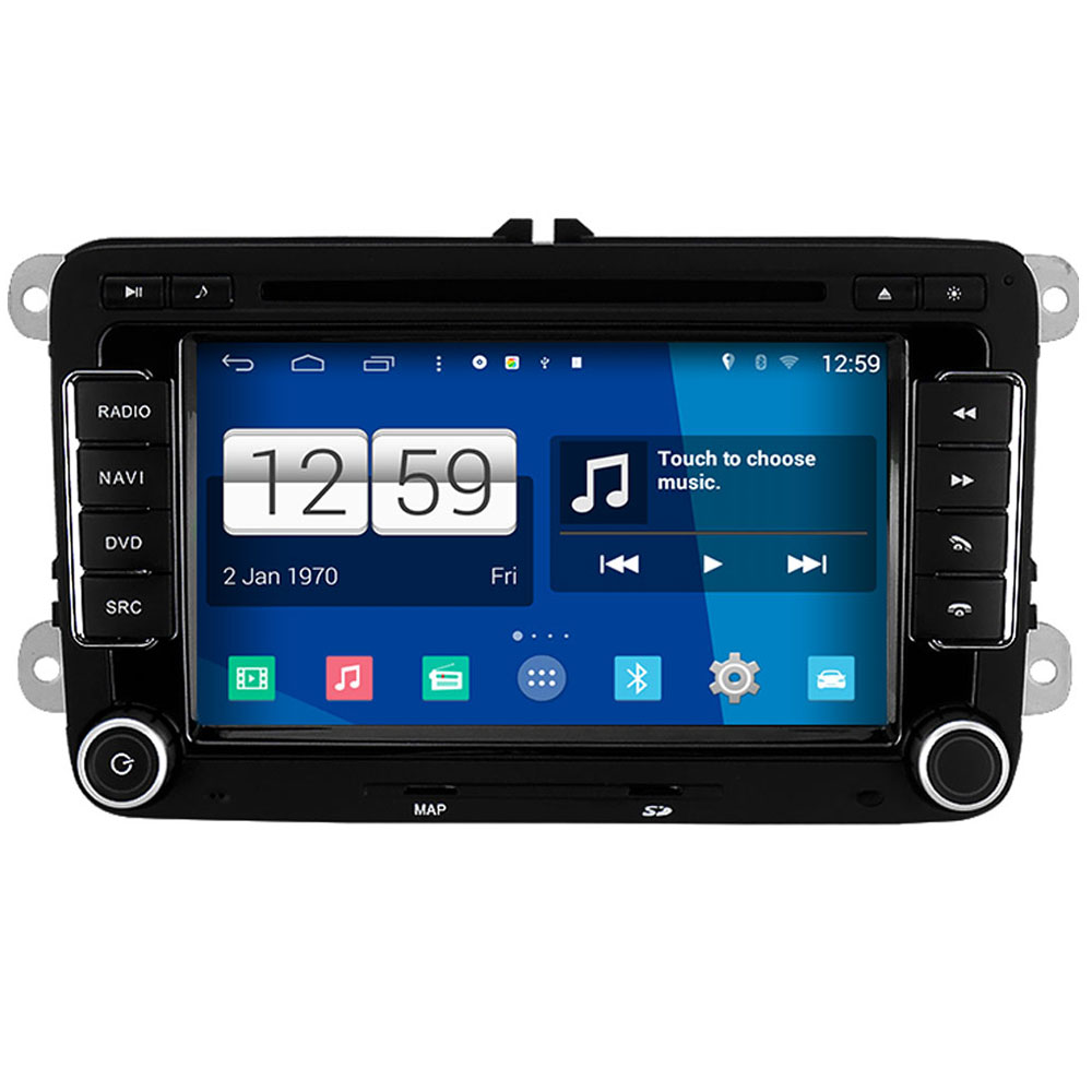 Winca S160 Android 4 4 System Car DVD GPS Headunit Sat Nav for VW Golf 5