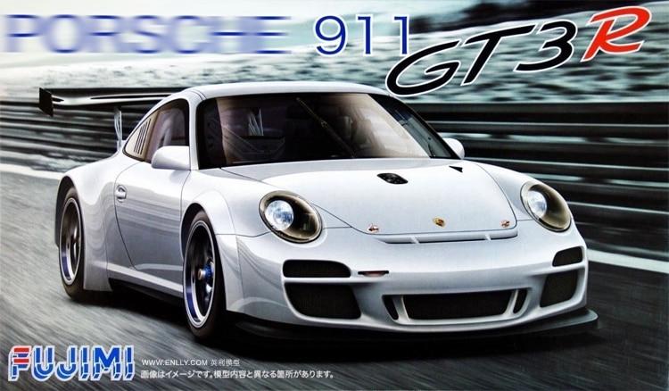 1/24 911 GT3R Araba Modeli 123901/24 911 GT3R Araba Modeli 12390