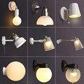 Винтажные Настенные светильники в стиле лофт  Американский промышленный настенный светильник Эдисона  E27  прикроватные настенные светильн...