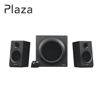 Logitech Z333, 2.1 canales, 40 W, Universal, Negro, 80 W, Alámbrico Black Altavoces