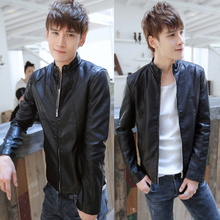 New Fashion Men's Leather Jacket Coats Motorcycle Leather Jackets Faux Leather Man Winter Thicken Warm Leather Clothing