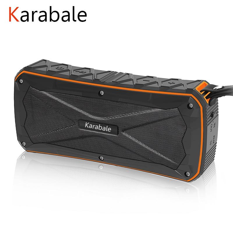 16W Super Bass Waterproof Bluetooth Speaker 4500mAH Power Bank 3D Stereo Portable Outdoor Wireless Riding Sport Speakers TF Mic