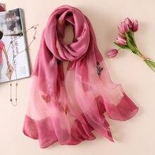 dc62976b Promoción de Butterfly Silk Scarves - Compra Butterfly Silk Scarves ...