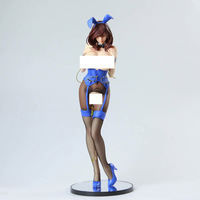41cm Anime Native Girl Gentleman Ver Cute Sexy Girl PVC Action Figure Collectible Model Doll Toy With Box